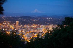 downtown-portland-and