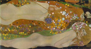 gustav-klimt-water-serpents-2