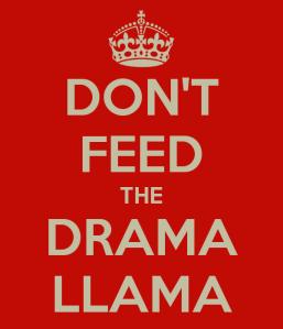 dont-feed-the-drama-llama